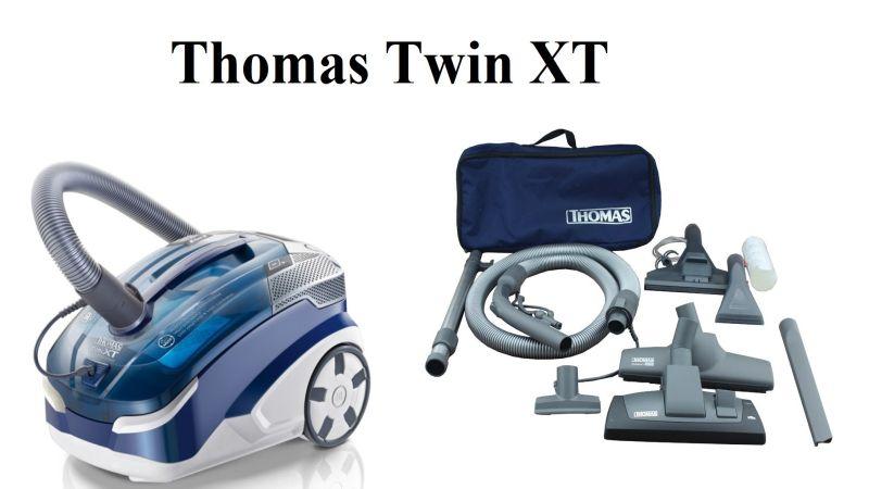 Обзор пылесоса Thomas Twin XT