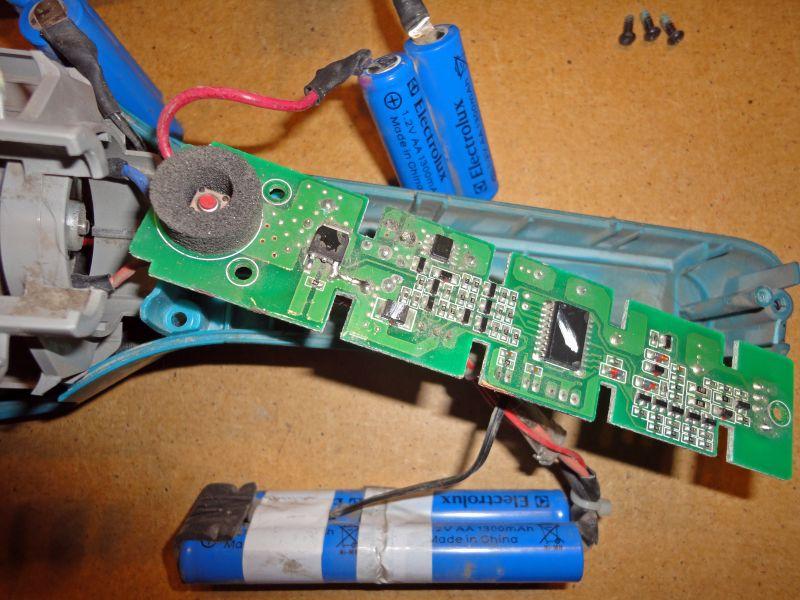 аккумуляторы Electrolux 1300 mAh
