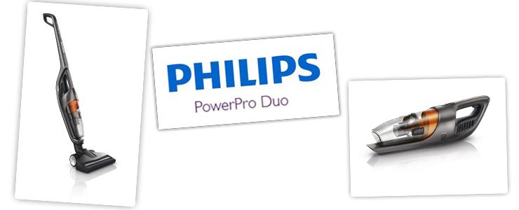 Philips PowerPro Duo